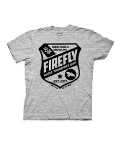 'Firefly Class Transport Ship' Tee - Adult on #zulily! $13