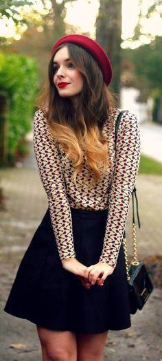 Faldas otoño