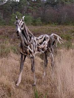 SCP-805, Poison Wood Foal. 805.jpg