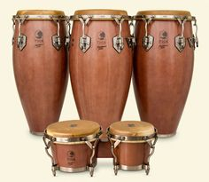 Toca Congas + Bongos All Music Instruments, Salsa Music, Afro Cuban, Dream Music, Drum Kits, Kinds Of Music, Music Stuff, Drums, Tool Storage