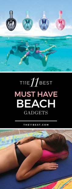 Must have beach gadgets