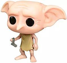 Funko POP Movies: Harry Potter Action Figure - Dobby