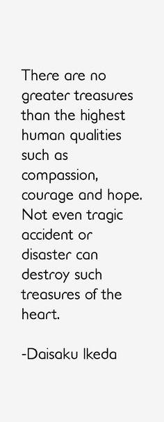 Daisaku Ikeda Quotes & Sayings