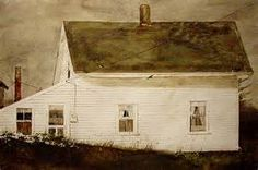 Andrew Wyeth's influence on M.