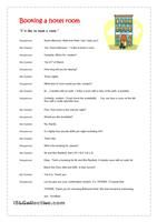 This worksheet contains 18 conversation cards, an proverb box and two matching exercises. The cards can be cut out if desired and be used as conversation questions. Can be used with both young learners and adults (elementary to intermediate).  - ESL worksheets