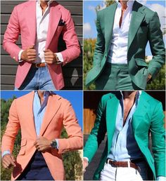 classy mens fashion Pic 929 classymensfashion is part of Mens fashion - Blazer Outfits Men, Blazer Fashion, Mens Fashion Suits, Stylish Men, Men Casual, Terno Slim, Designer Suits For Men, Mein Style, Herren Outfit