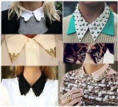 LeVictorion: Fashionspiration for Women: Collars