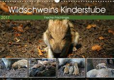 Wildschweins Kinderstube 2017 - CALVENDO