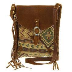Lucky Brand Fleetwood Crossbody Bag | shoemall | free shipping!