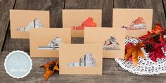 #Virginia #state themed note #cards featuring by StateYourLoveLLC