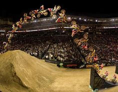 Travis Pastrana! amazing! love to watch him