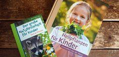 Naturführer und Heilpflanzen für Kinder – zwei Buchvorstellungen und Verlosung (Werbung)