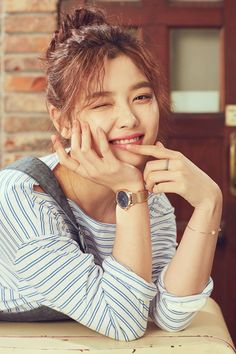 Album ảnh Kim Yoo Jung - 김유정 (The Julius Watch ^_^ Kim Joo Jung, Hyun Kim, Cute Korean, Korean Girl, Asian Girl, Kpop Girl Groups, Kpop Girls, Kim Yoo Jung Photoshoot, Korean Beauty
