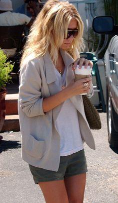 Olsen. Cardigan. Summer look.