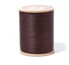 Linen Thread: Lichen $36.00 This is a great waxed linen thread for leather and leatherworking but also bead making, costume jewelry and even bookbinding. Check @ www.fineleatherworking.com #fineleatherworking
