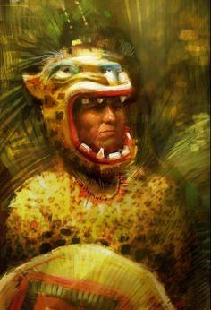 Jaguar knight.