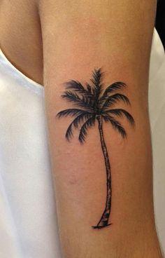 Palm Tree Tattoo  300 Picture Ideas