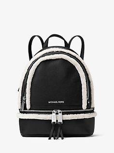 3785d3574c0d Michael Michael Kors Rhea Zip Medium Backpack Backpack Bags, Backpack  Online, Backpack Straps,