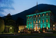 The Villa Sola Cabiati in Lago di Como, Italy