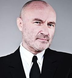 """Phil Collins performed recently with Miami high school band his classic """"In the Air Tonight"""" and Genesis' """"Land of Confusion. Phil Collins, Charles Collins, Miami High School, In The Air Tonight, I Love Music, Ex Wives, Music Albums, Music Icon, Bands"""