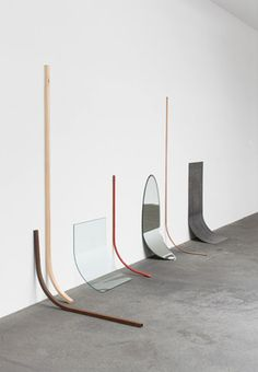 defacedbook (adamcruces: Alicja Kwade, 2009 Steel, copper,...)