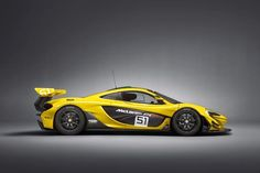 Production McLaren P1 GTR Gets Official