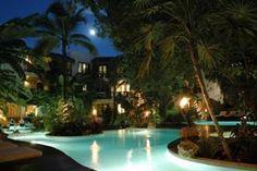 La Tortuga Hotel Spa in Playa del Carmen, Mexico. favorite hotel!! Marilyn,  Markelle??