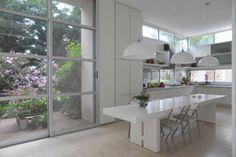 Kitchen, Casa Agua, designed by Barrionuevo Sierchuk Arquitecta, Benavidez/Argentina
