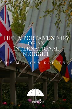 The Important Story of an International Blogger