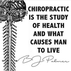 Maximize your health potential for an #InspiringLife! #getchecked #getadjusted #chaparralchiropractic