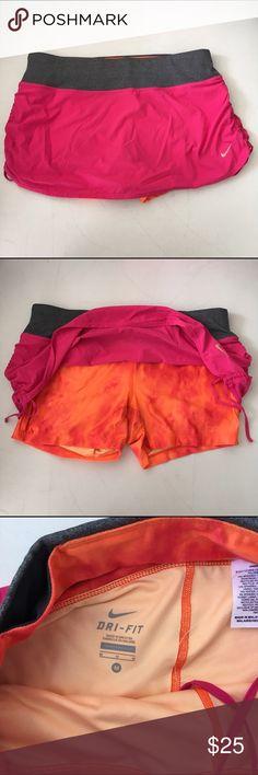 🌈3/$25 Nike Dri-Fit Skort EUC Size Medium Nike Dri-Fit Skort EUC Size Medium Nike Shorts Skorts