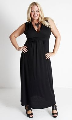 cfda48dba9c Sealed With A Kiss Designs Plus Size Bonnie Maxi (Harvest Collection) – Size  Black. Jude Hoops · Maxi Dresses   Skirts