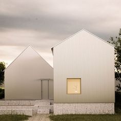 House for Mother by FAF Architects