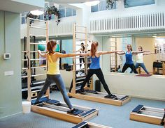 FAVORITE THINGS: #COREALIGN AT PILATES ON FIFTH #NYC - #LeanGirlsClub