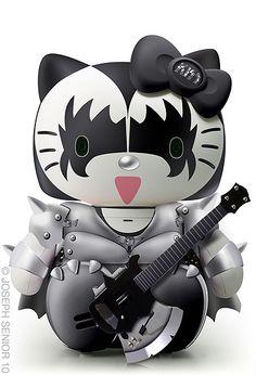 http://lounge.obviousmag.org/tempos_liquidos/2012/01/as-multifacetadas-hello-kittys-de-joseph-senior.html  KISS Kitty
