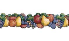 Fruits BH88008B Wallpaper Border