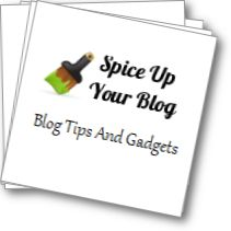 Spice up your blog site - 100's of tips, gadgets & tutorials for bloggers