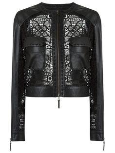 Martha Medeiros leather jacket