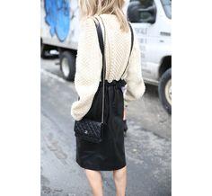 Street looks à la Fashion Week automne-hiver 2014-2015 de New York, jour 2 http://www.vogue.fr/defiles/street-looks/diaporama/fw2014-street-looks-a-la-fashion-week-automne-hiver-2014-2015-de-new-york-jour-2/17483/image/937438