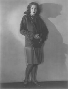 """Ruth Harriet Louise, """"Greta Garbo, A Woman of Affairs 1929""""© Staley-Wise Gallery, New York"""