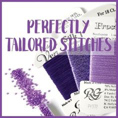 Perfectly Tailored Needlepoint Stitches to Learn
