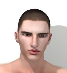 Sims 4 CC's - The Best: Skin Collection for Males by 1000FormsOfFear