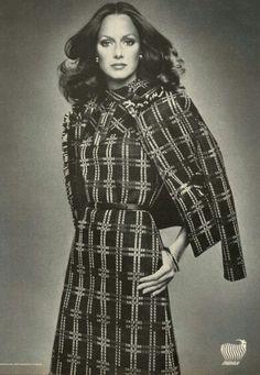 US Vogue September 1, 1972 Model Karen Graham