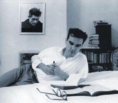 nygirl68: Gorgeous Morrissey! Happy Birthday Morrissey!