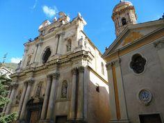 Badalucco (IM), Chiesa Parrocchiale di Santa Maria Assunta e San Giorgio ed Oratorio di San Francesco