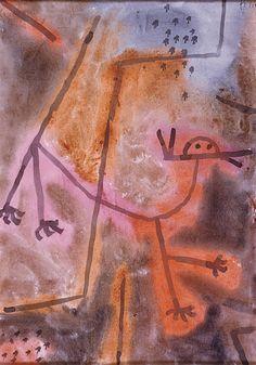 Animal (detail) Canvas Art - Paul Klee x Paul Klee Art, Canvas Art, Anemones, Ranunculus, Animal, Detail, Rock Painting, Surrealism, Collages