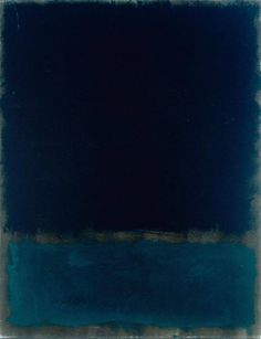 MARK ROTHKO -- they all are good but this one is especially great.