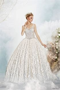 Image result for Princess Ball Gown Wedding Dresses