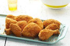 Morceaux de poulet frits sur le barbecue - Kraft Canada