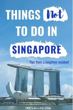 You know all of the things to do in Singapore. You read it all over the internet. In this post, I'm going to be brutally honest with you. Here is the list of things NOT Singapore Things To Do, Singapore Travel Tips, Singapore Itinerary, Visit Singapore, Singapore Food, Kuala Lumpur, Penang, Asia Travel, Croatia Travel